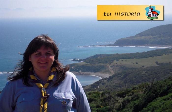 Entrevista a Noelia Palacios, Presidenta del Movimiento Scout Católicos