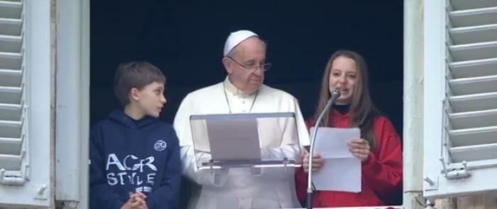 Papa Francisco: Texto completo Ángelus 26 de enero de 2014
